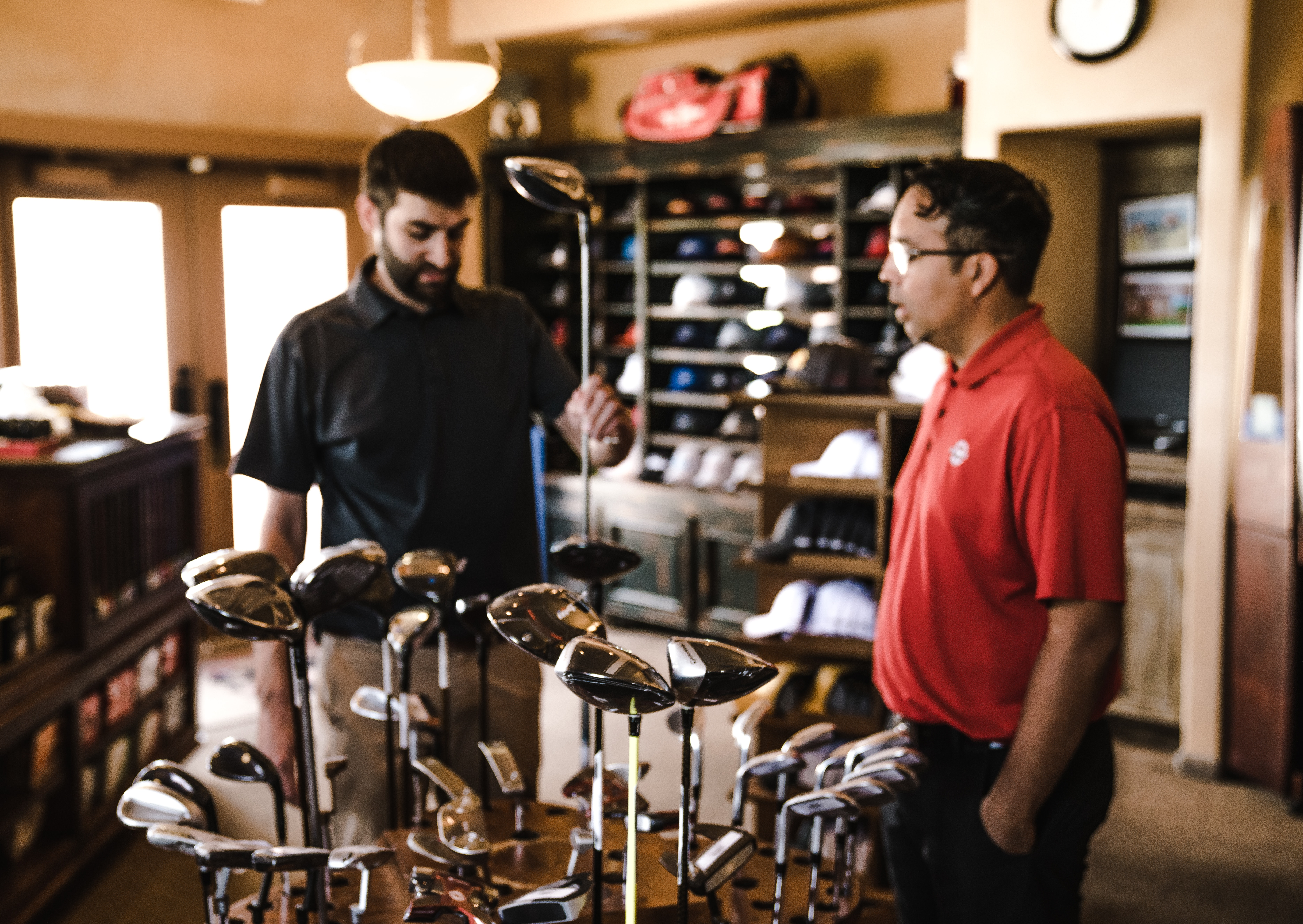 golf pro appointment booxi